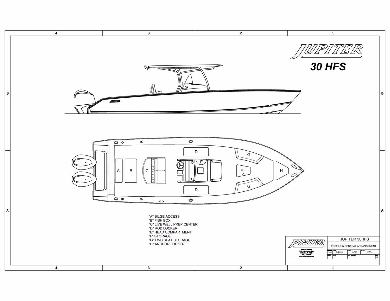 2017 New Jupiter 30 Hfs Center Console Fishing Boat For Sale Saint Marine Wiring Diagram