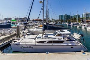 Used Gemini 35 Catamaran Sailboat For Sale