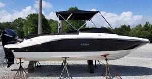 New Sea Ray 21 SPO Bowrider Boat For Sale