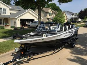 Used Smoker Craft 172 Ultima Aluminum Fishing Boat For Sale