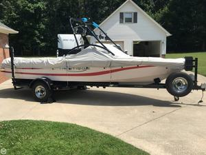 Used Correct Craft Sport Nautique 216 Limited Ski and Wakeboard Boat For Sale