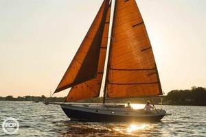 Used Edey & Duff Stone Horse 23 Cutter Sailboat For Sale
