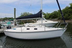 Used Precision 21 Racer and Cruiser Sailboat For Sale