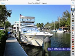 Used Hyundai Aft Cabin Motor Yacht Motor Yacht For Sale