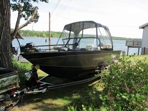 Used Starcraft Starweld 17 Aluminum Fishing Boat For Sale