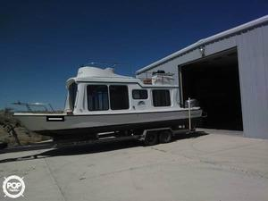 Used Adventure Craft 2800 House Boat For Sale