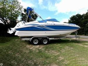 Used Hurricane SD 2400 Deck Boat For Sale