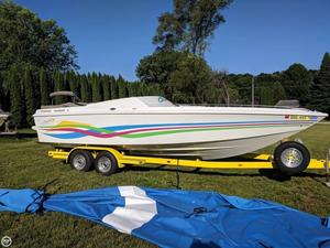 Used Baja Outlaw 24 High Performance Boat For Sale