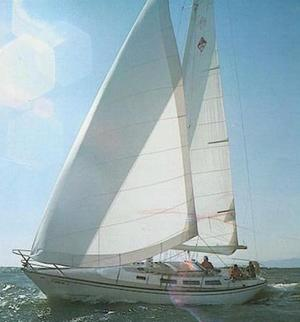 Used Catalina 38 Cruiser Sailboat For Sale