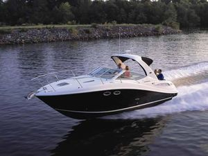 Used Sea Ray 290 Sundancer Aft Cabin Boat For Sale