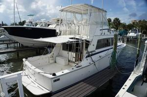 Used Bertram 38 Sportfish Sports Fishing Boat For Sale