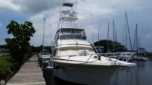 Used Bertram 46 convertable Sports Fishing Boat For Sale