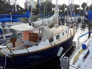 Used Liberty 28 Double Ender Cutter Sailboat For Sale