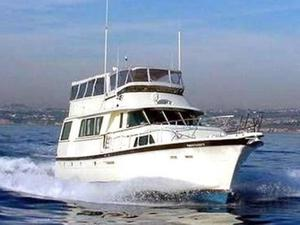 Used Hatteras 58 Motor Yacht Motor Yacht For Sale