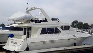 Used Navigator 4400 Pilothouse Boat For Sale