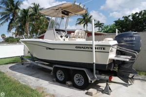 Used Grady-White Fisherman 209 Center Console Center Console Fishing Boat For Sale