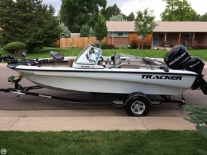 Used Tracker Tundra 18 Bass Boat For Sale