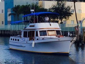 Used Marine Trader Marine Trader 43 Sundeck Trawler Boat For Sale