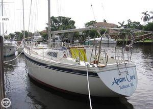 Used Columbia 34 Mark II Sloop Sailboat For Sale