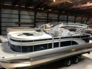 New Bennington 23 SCWX Pontoon Boat For Sale