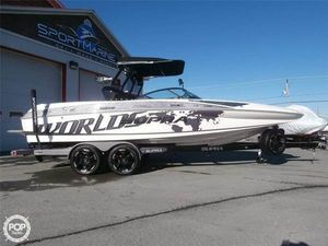 Used Supra SA550 Worlds Edition Ski and Wakeboard Boat For Sale