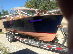 Used Lyman 24 Sleeper Antique and Classic Boat For Sale