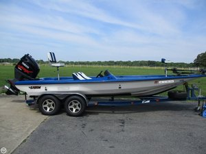 Used Storm 22 Bass Boat For Sale