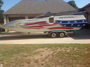 Used Advantage Party Cat 28 High Performance Boat For Sale