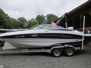 Used Azure 240 Deck Boat For Sale