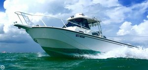 Used Boston Whaler 27 Offshore Walkaround Fishing Boat For Sale