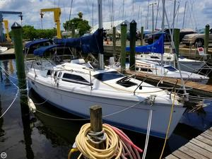 Used Hunter 29.5 Sloop Sailboat For Sale