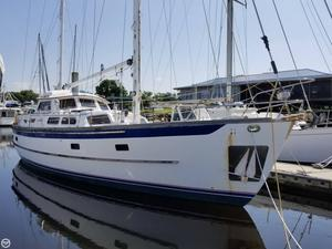 Used Cheoy Lee 43 Motorsailer Sailboat For Sale