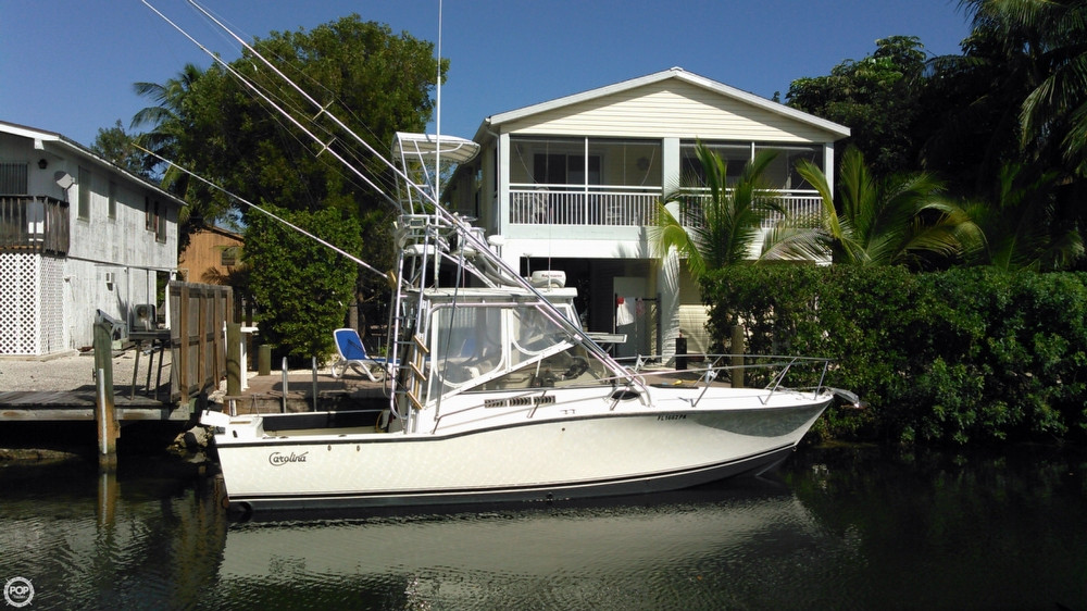 Used Carolina Classic 28 SF Sports Fishing Boat For Sale