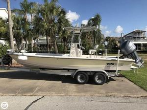 Used Pathfinder 2400TE Flats Fishing Boat For Sale