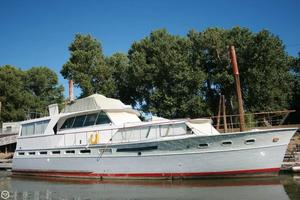 Used Pacemaker 60MY Mega Yacht For Sale