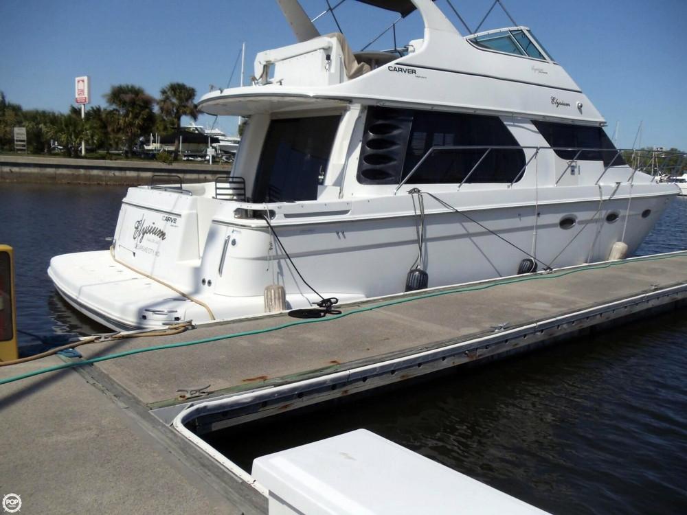 Used Carver Voyager 450 Cruiser Boat For Sale
