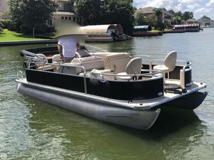 Used Starcraft Stardeck 206 Pontoon Boat For Sale