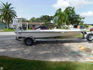 Used Beavertail Skiffs strike Flats Fishing Boat For Sale