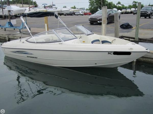 Used Stingray 195 RX Bowrider Boat For Sale