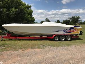 Used Baja 32 Outlaw High Performance Boat For Sale