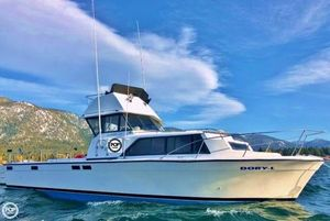Used Allmand 34 SF Deluxe Dive Boat For Sale