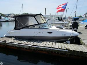Used Chaparral 215 SSi Express Cruiser Boat For Sale