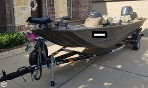Used G3 1860SC Aluminum Fishing Boat For Sale