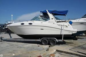 Used Sea Ray 260 Sundancer Express Cruiser Boat For Sale