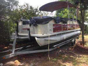 Used Sylvan 820 Pontoon Boat For Sale