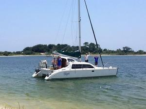 Used Tomcat Boats Power Catamaran Boat For Sale