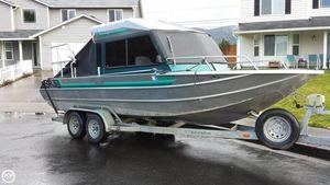 Used Snake River 22 Jet Boat For Sale