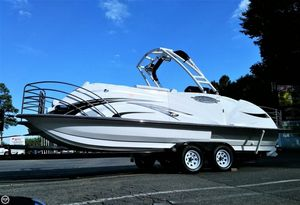 Used Caravelle Razor 236 FSP Pontoon Boat For Sale