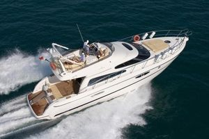 Used Cranchi Atlantique 48 Cruiser Boat For Sale