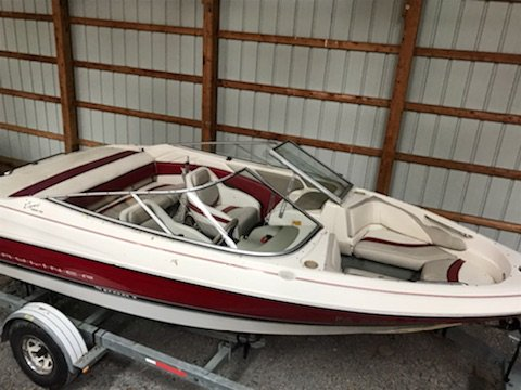1995 Used Bayliner 1850 Capri SS Bowrider Boat For Sale